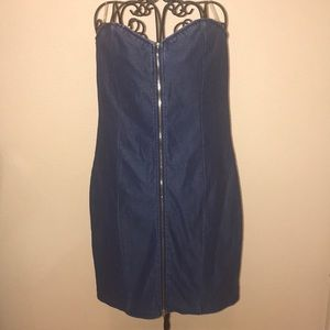 Rue21 new without tags denim dress